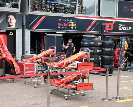 Gervaix Automobiles Genève GP Monaco 2019
