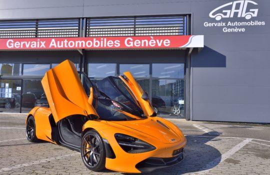 Gervaix Automobiles Genève 56 ans d'histoire